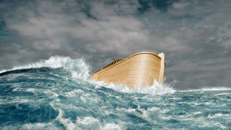 "Was Noah's Flood ""Local?"""