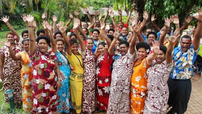 Fiji Cannibals Become Christians